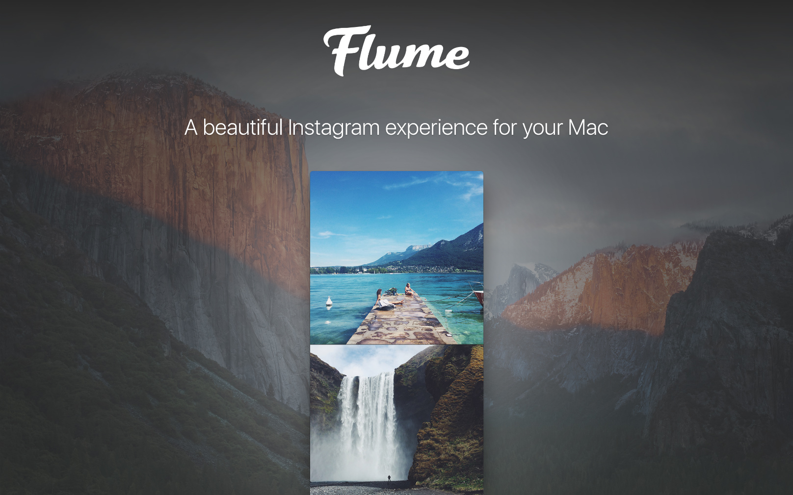 Flume Screenshot English 1
